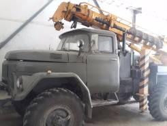 ЗИЛ 131. Продается Бурильно-крановая машина ЗиЛ 131, 6 000 куб. см.