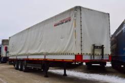 Manac-Auto 946832. Бортовой П-образный полуприцеп Manak 946832-2С03 2012 г/в, 35 500 кг.