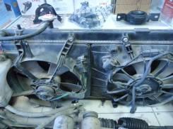 Радиатор охлаждения двигателя. Honda Airwave, GJ1, GJ2 Двигатель L15A