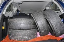 Bridgestone Blizzak Revo2. Зимние, без шипов, износ: 80%, 4 шт