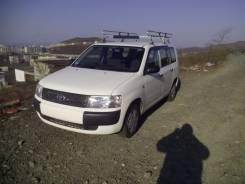 Toyota Probox. автомат, передний, 1.5 (109 л.с.), бензин, 72 000 тыс. км, б/п