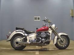 Yamaha XVS 400. 400 куб. см., исправен, птс, без пробега