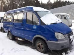 ГАЗ 322132. Продается газель пассажирская, 2 900 куб. см., 13 мест