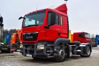 MAN TGS 19.400. Седельный тягач 4Х2, 2014 г. в., 10 518 куб. см., 18 000 кг.