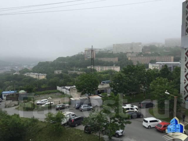 Гостинка, улица Сельская 6. Баляева, 24 кв.м. Вид из окна днем