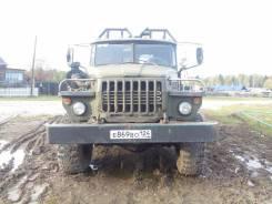 Урал 4320. седельный тягач с полуприцепом., 10 850куб. см., 15 000кг., 7 225кг.