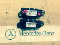 Датчик airbag. Mercedes-Benz E-Class, W211