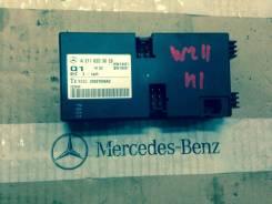 Подогрев сидений. Mercedes-Benz E-Class, W211