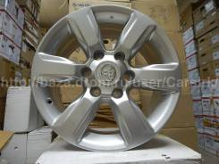 Toyota. 7.5x17, 6x139.70, ET25, ЦО 106,2мм.