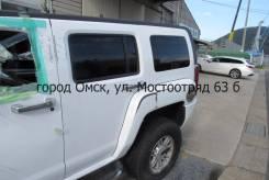 Дверь задняя левая Hummer H3 15934099 GM оригинал