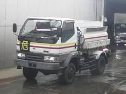 Mitsubishi Canter. Топливозаправщик 4WD , 5 240 куб. см. Под заказ