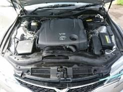 Двигатель в сборе. Lexus: IS300, IS350, IS250, IS300h, IS200t Toyota Crown, GRS201, GRS211 Toyota Mark X, GRX125, GRX135 Двигатель 4GRFSE