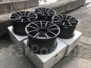 Weds Sport SA-55M. 10.5x19, 5x114.30, ET24