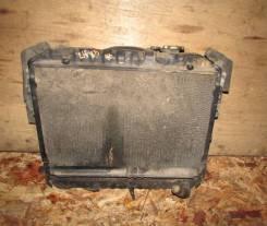 Радиатор охлаждения двигателя. Toyota Hiace, LH85 Двигатель 2L