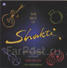 "Jazz CD Shakti with John McLaughlin ""The best"" 1994 USA"