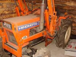Hinomoto. Продам японский трактор, 3 000 куб. см.