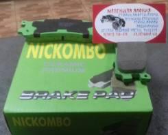 Керамические тормозные колодки NICKOMBO