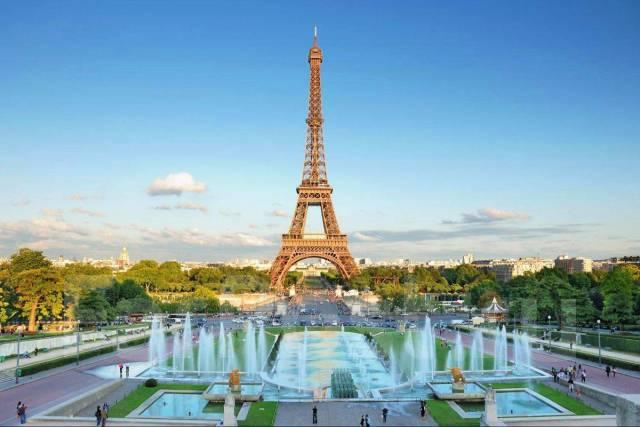 Франция. Париж. Экскурсионный тур. Шесть столиц