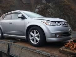 Обвес кузова аэродинамический. Nissan Murano, TZ50