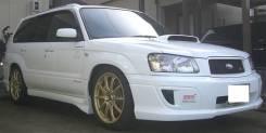Бампер. Subaru Forester, SG, SG5, SG9, SG9L