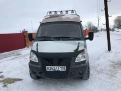 ГАЗ Соболь. Продам полноприводный пасажирский, 2 800куб. см., 5 мест