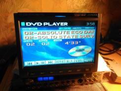 Процессорная медиа станция Alpine IVA - D901J