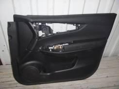 Обшивка двери. Nissan Qashqai, J11
