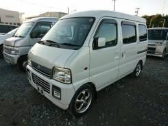 Suzuki Every Wagon. автомат, задний, 0.7, бензин, 89 тыс. км, б/п, нет птс. Под заказ