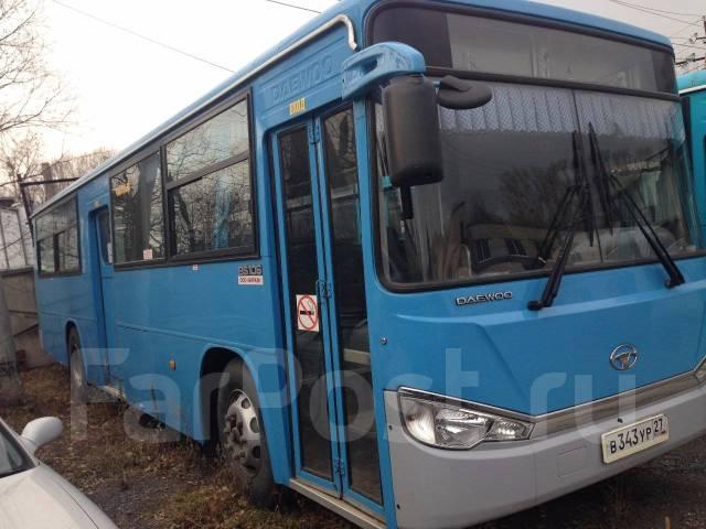 Купить автобус дэу в хабаровске