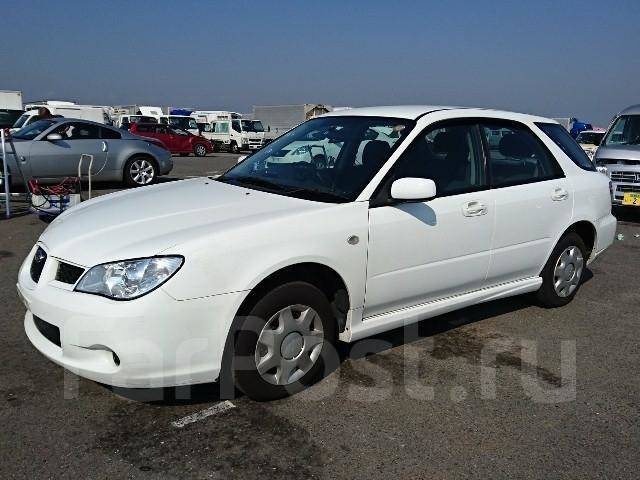 Subaru Impreza. автомат, передний, 1.5, бензин, 107тыс. км, б/п, нет птс. Под заказ