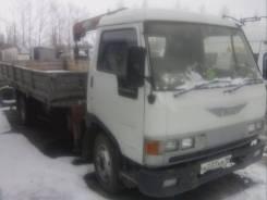 Hino Ranger. Продается грузовик-манипулятор , 2 400 куб. см., 6 000 кг.