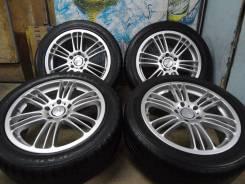 Продам Стильные Фирменные колёса RAYS Frecce+Лето 215/50R17. 7.0x17 5x114.30 ET48