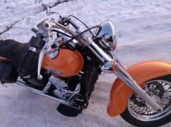 Kawasaki VN Vulcan 400 Classic. 400 куб. см., исправен, птс, с пробегом