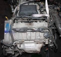 Двигатель в сборе. Mazda Familia, BJFW Двигатель FSZE