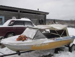 Крым. Год: 2017 год, длина 4,00м., двигатель подвесной, 30,00л.с., бензин