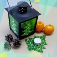 Подарки к Новому год Эксклюзивный и романтичный фонарь-подсвечник!