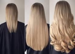 Наращивание волос по всем технологиям