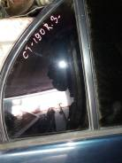Стекло двери уголок правый задний Toyota Cоrоna, СT190