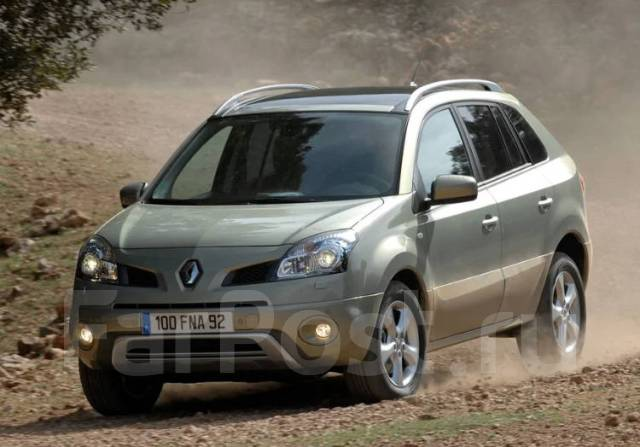 Крышка форсунки омывателя фар. Renault Koleos, HY0 Двигатели: 2TR, M9R