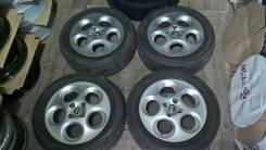 Оригинальные колёса Alfa Romeo 145/146. 6.0x15 4x98.00 ET49.5 ЦО 58,1мм.