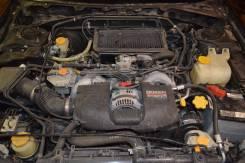 Двигатель в сборе. Subaru Legacy, BH5, BE5 Двигатель EJ206