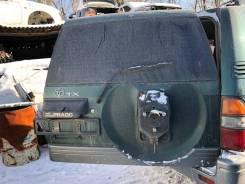 Дверь багажника. Toyota Land Cruiser Prado, KDJ90, KDJ90W, RZJ95, RZJ95W, VZJ95, VZJ95W