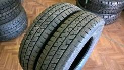 Bridgestone Blizzak VL1. Зимние, без шипов, 2014 год, 5%, 2 шт