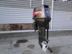 Tohatsu. 40,00л.с., 2-тактный, бензиновый, нога S (381 мм), Год: 2007 год