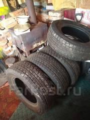 Dunlop. Зимние, без шипов, 2016 год, без износа, 4 шт