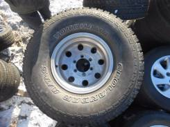 "Mickey Thompson. 8.0x15"", 6x139.70, ET0"
