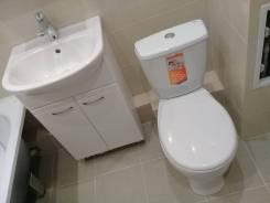 Установка сантехники. Установка унитазов, раковин, ванн