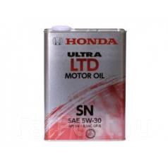 Honda Ultra Ltd. Вязкость 5W-30, минеральное