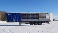 Тонар 97461Н. Полуприцеп тентованный, 27 750 кг. Под заказ