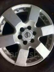 Nissan. x16, 6x114.30
